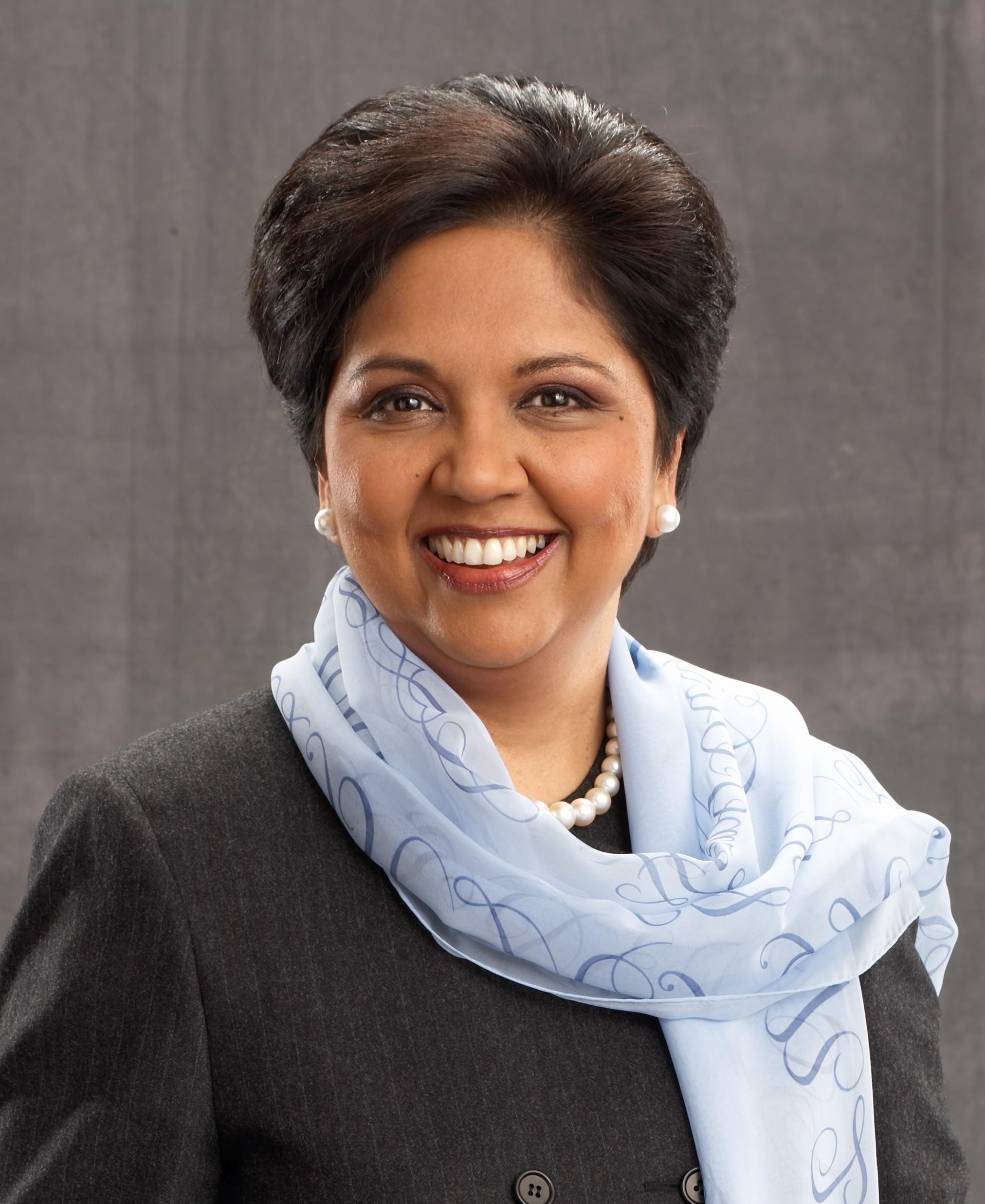 Indra Nooyi - CEO of PepsiCo