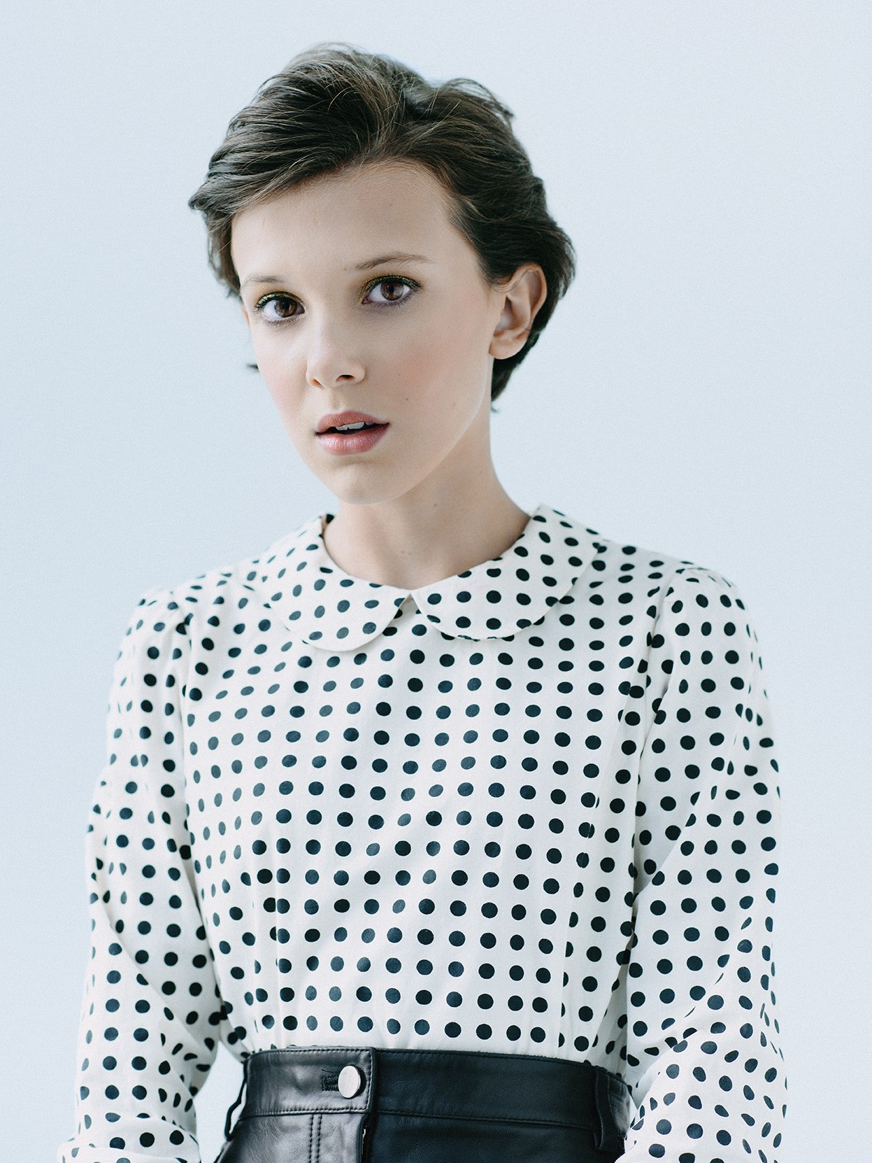 Millie Bobby Brown - Award winning English actress known for playing Eleven on Stranger Things