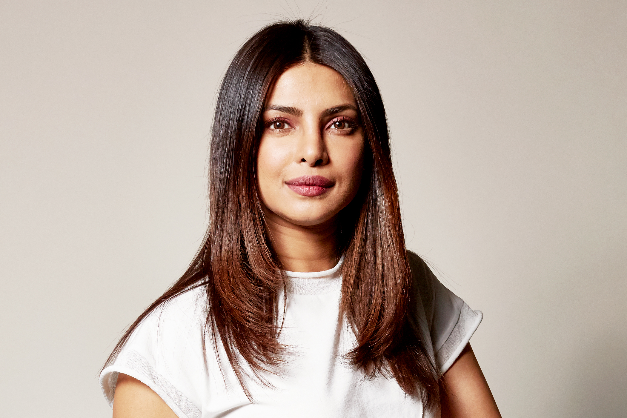 Priyanka Chopra - Award winning Indian actress, singer, producer, human rights activist, and the first South Asian to headline an American network drama series.
