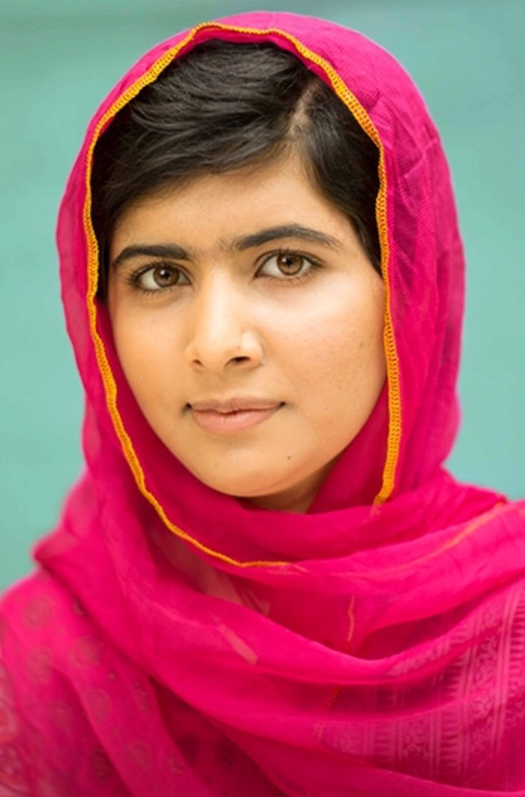 Malala Yousafzai - Youngest-ever Nobel Prize laureate, the Nobel Peace Prize RECIPIENT