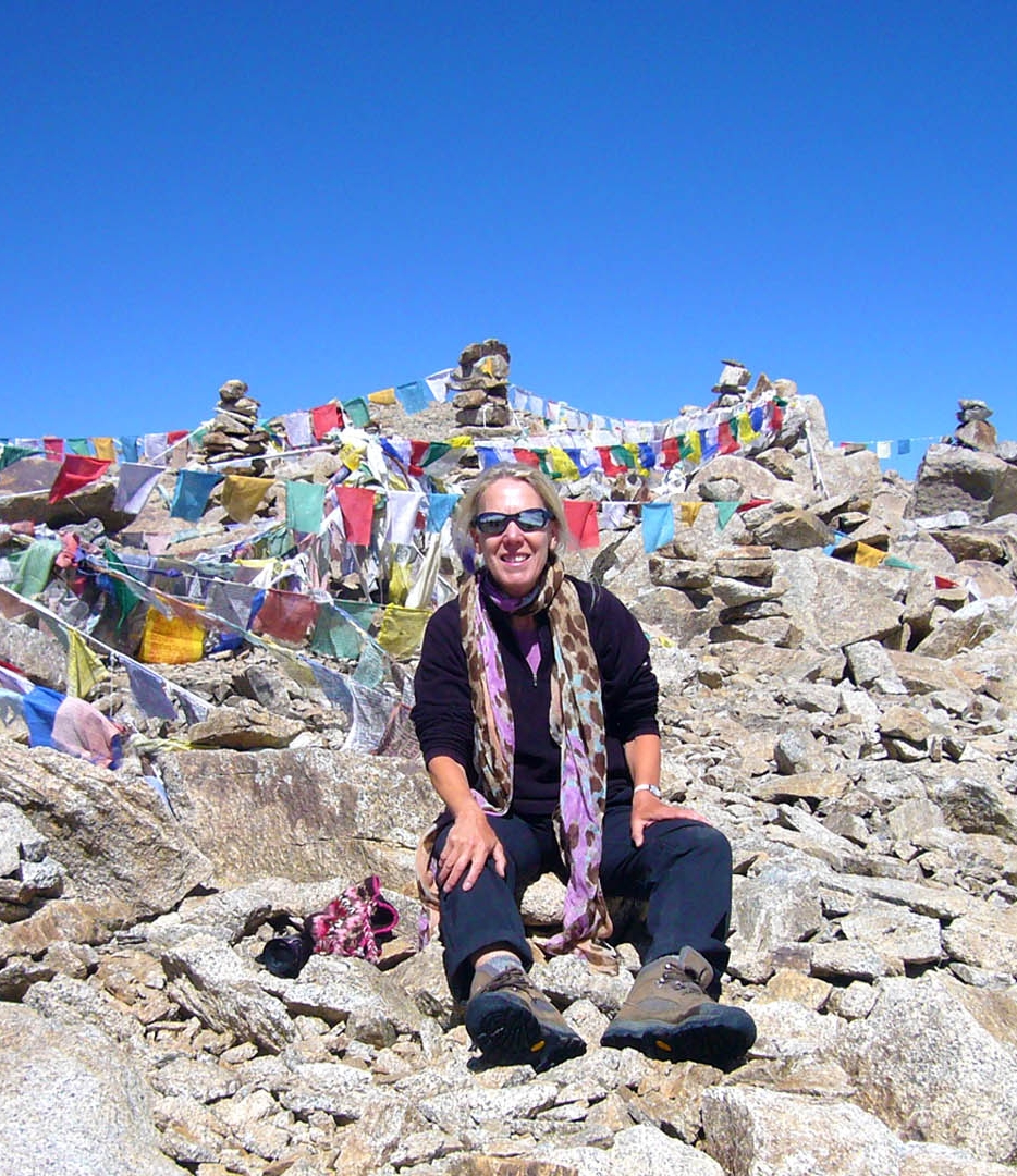 Jacki Hill-Murphy - Adventurer recreating the expeditions of intrepid female explorers