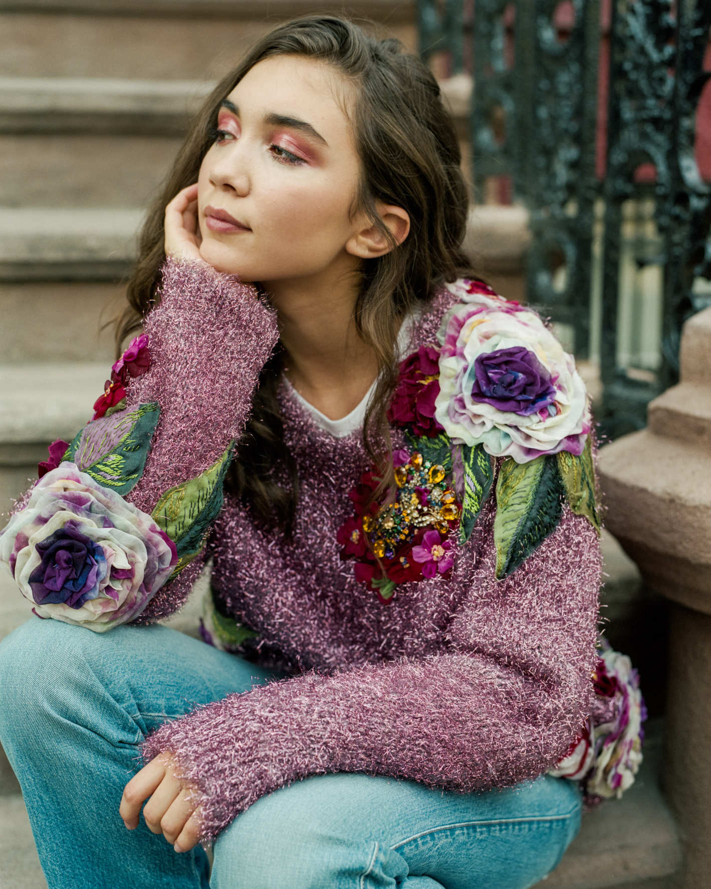 Rowan Blanchard - Absurdly young activist helping encourage American youth to participate in political activism