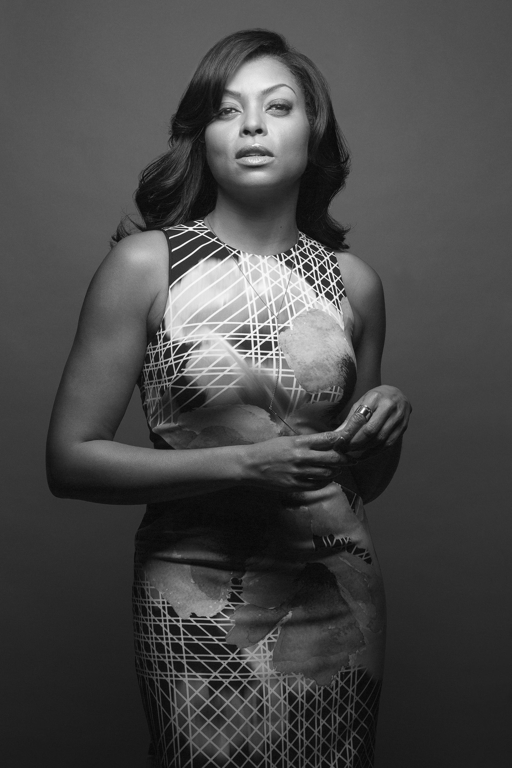 Taraji P. Henson - The first African-American woman to win a Critics' Choice Television Award for Best Actress in a Drama Series