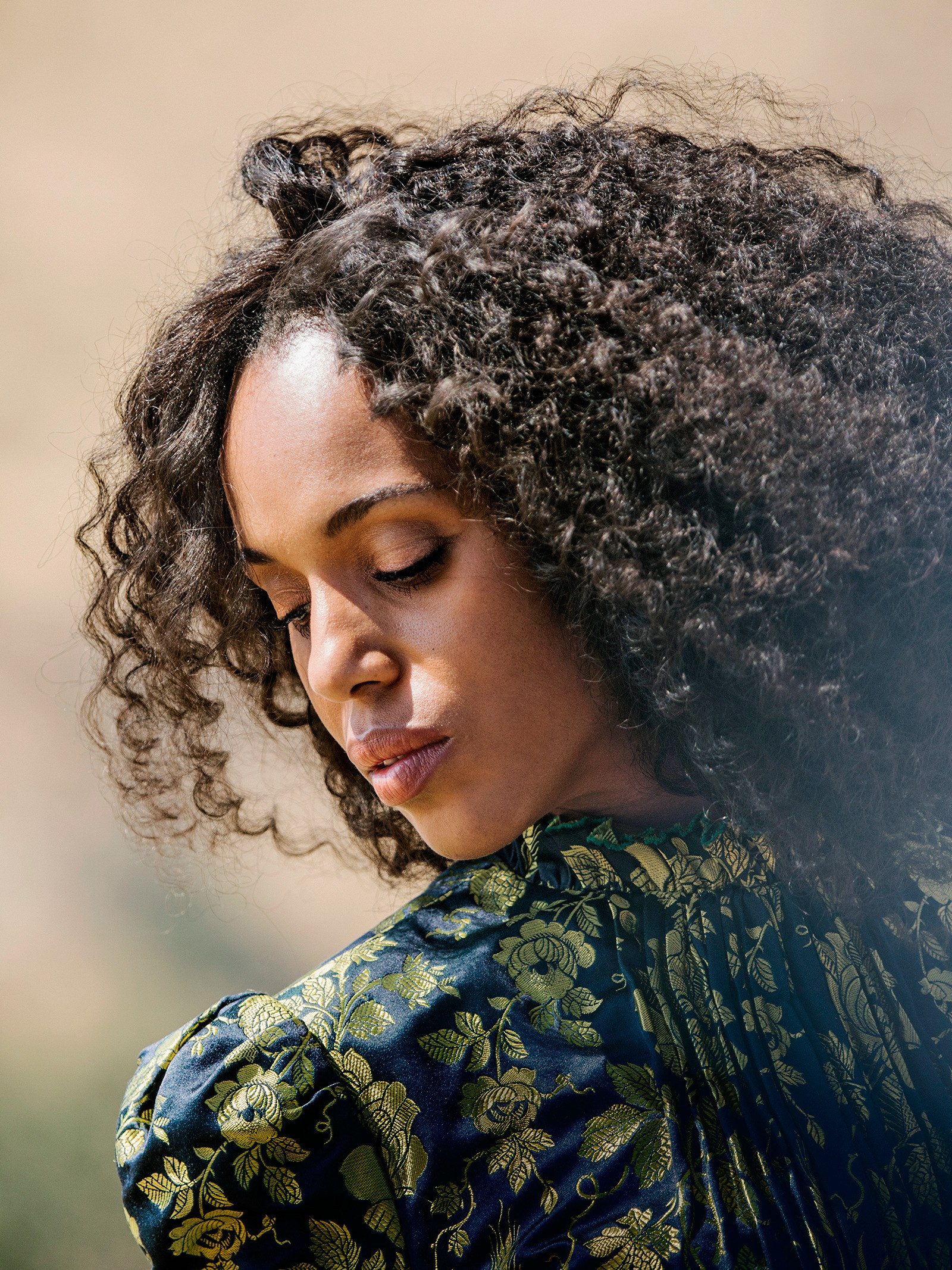 Kerry Washington - Actress known for starring as Olivia Pope on Scandal