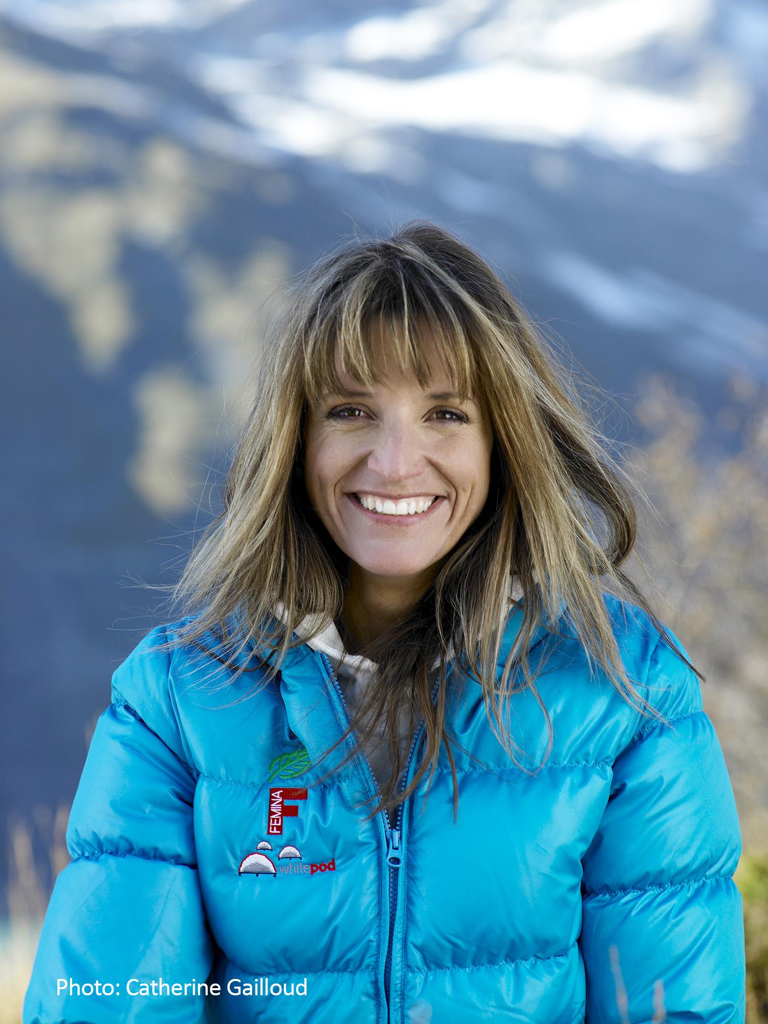 Sarah Marquis - Adventurer who walked 12,000 miles solo through Siberia, the Gobi Desert, China, Laos, Thailand, and Australia