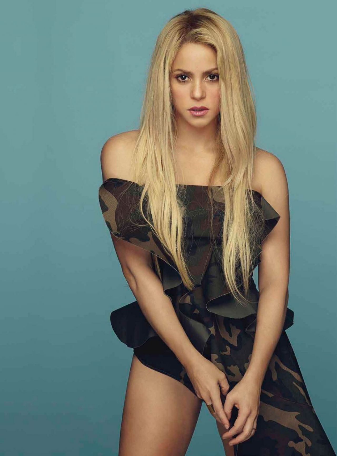 Shakira - The best selling South American singer of all time