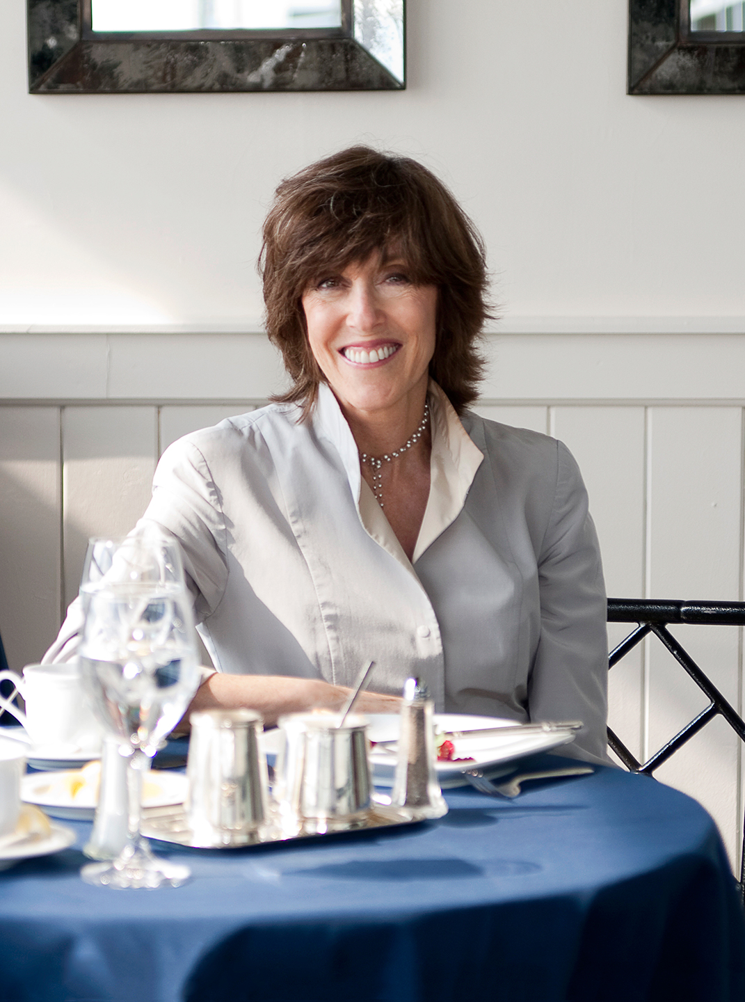 Nora Ephron - American writer and filmmaker known for her romantic comedies