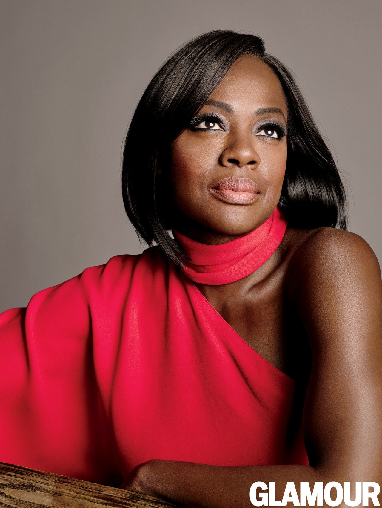Viola Davis - First and only black woman to win the Triple Crown of acting