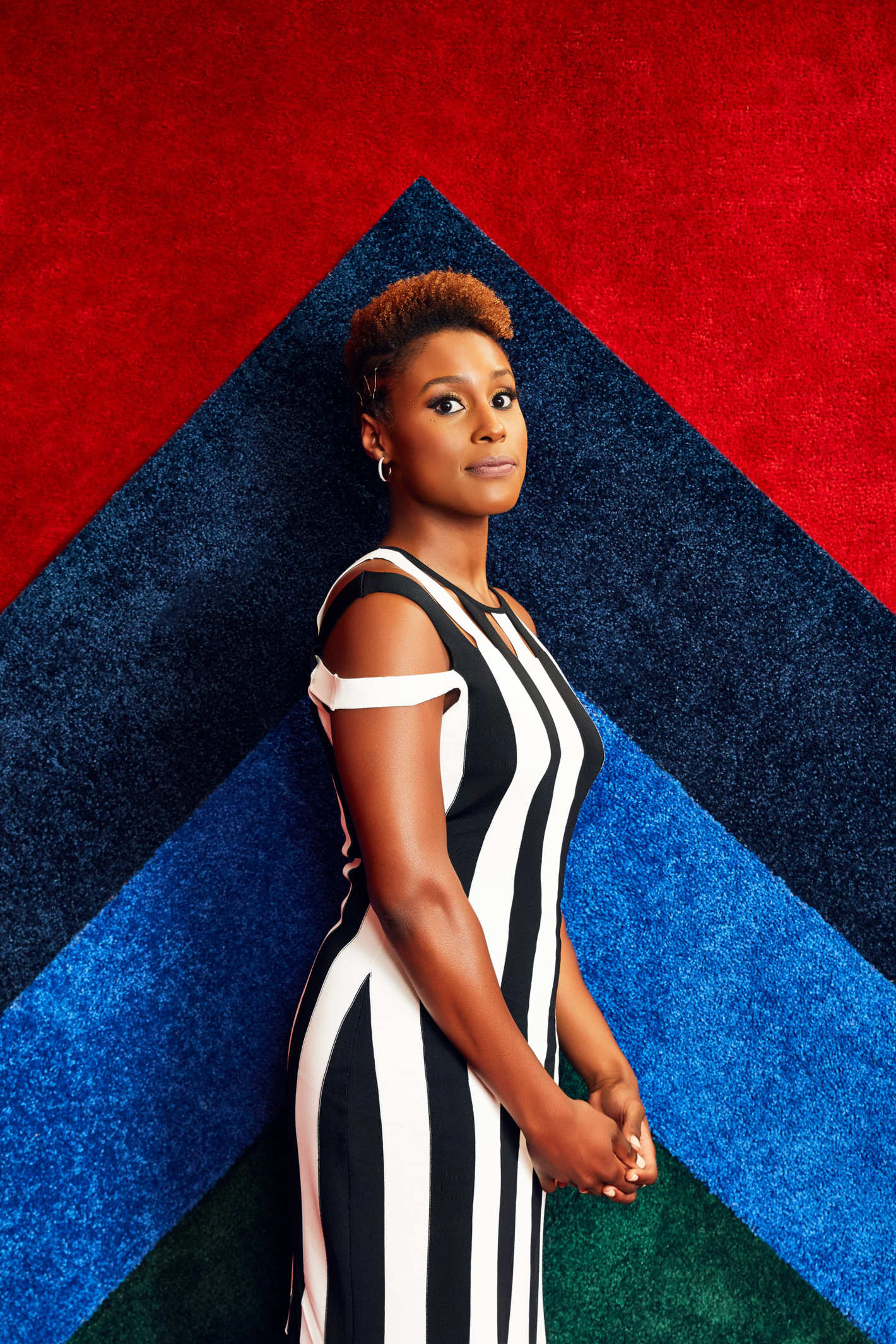 Issa Rae - First black woman to create a premium cable series