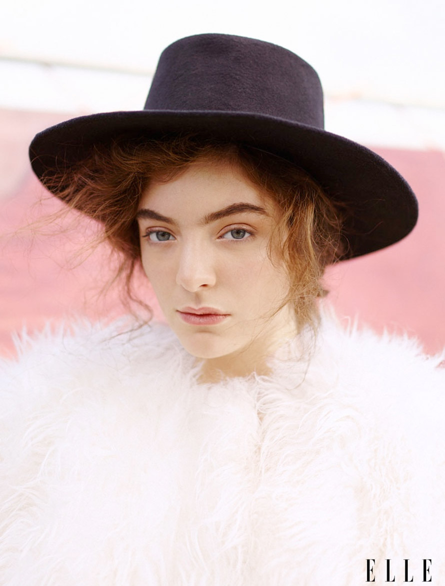 Lorde - Youngest artist to top the US Billboard Hot 100 since 1987