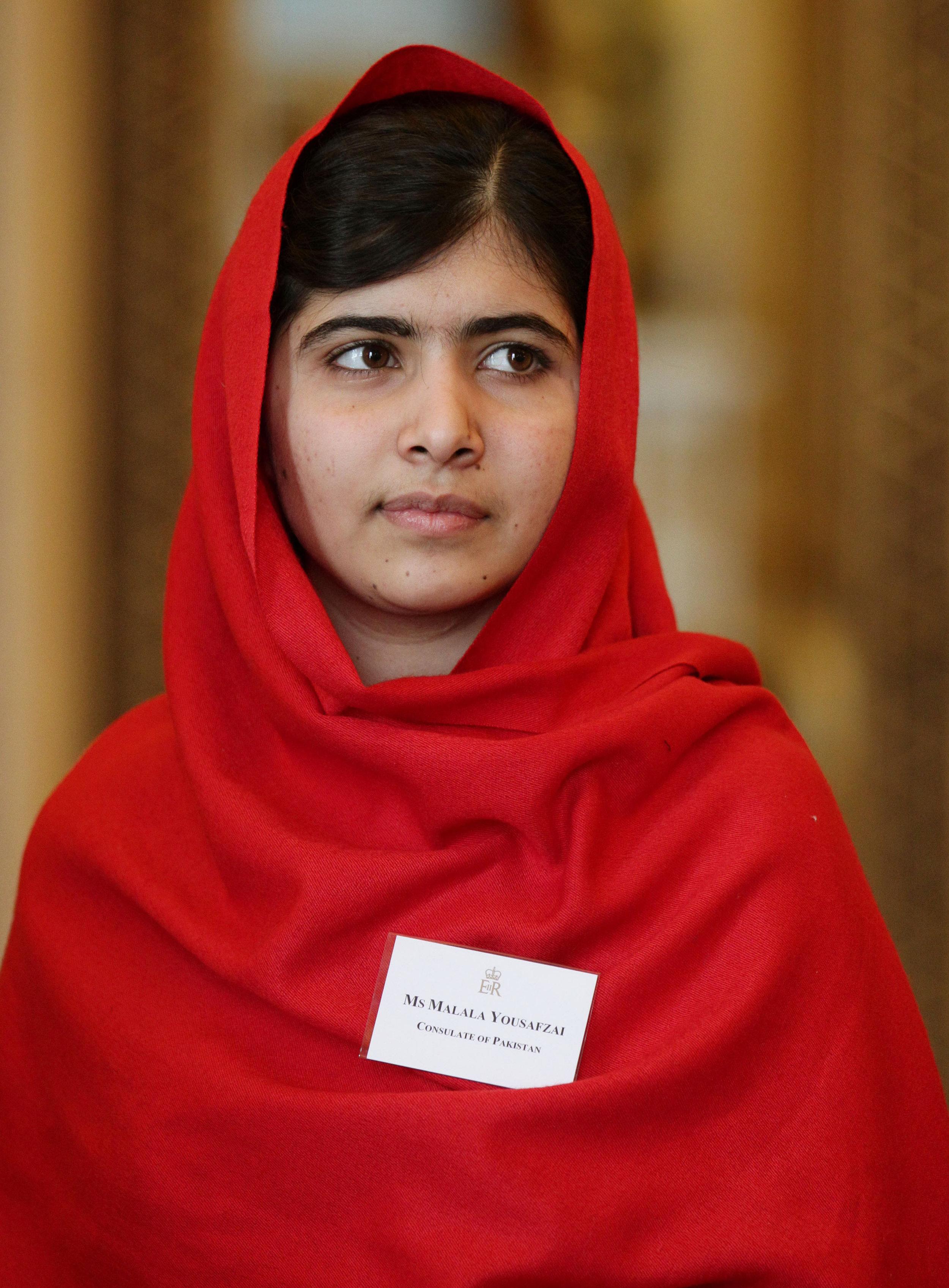 Malala Yousafzai - Youngest-ever Nobel Prize laureate, Nobel Peace Prize recipient