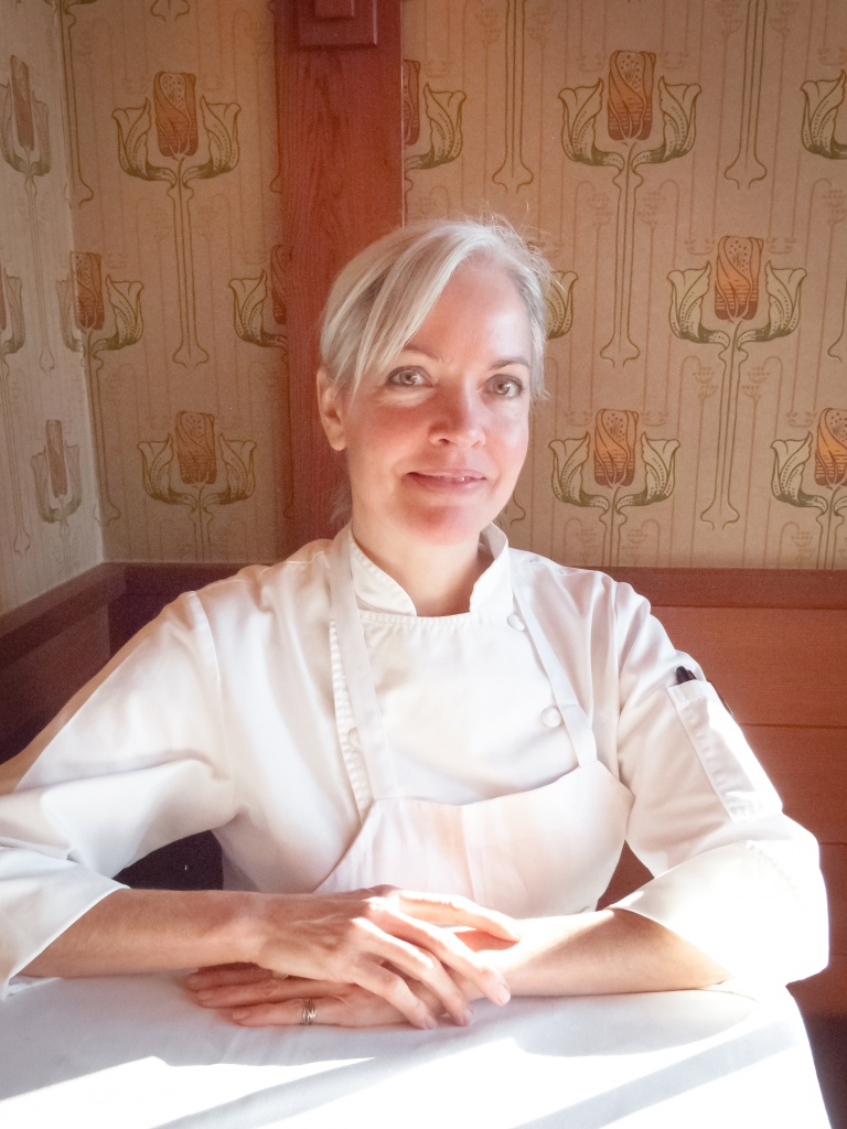 Amy Dencler - Co-Chef of Chez Panisse