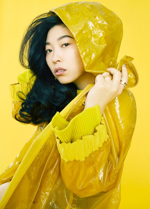 Awkwafina - Korean-American rapper and comedian Known for Oceans 8 and Crazy Rich Asians