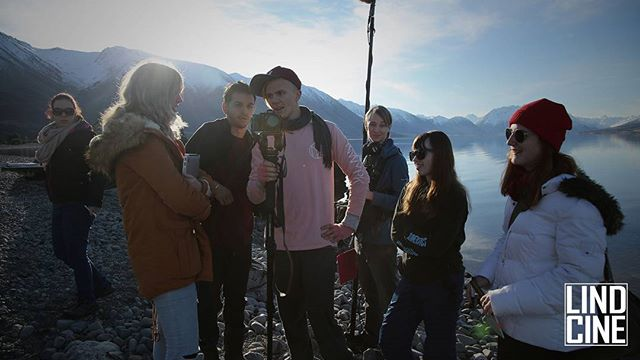 Filmmaking is a team effort! Great crews = great films.  @skin_shortfilm #skin_shortfilm #lindcine