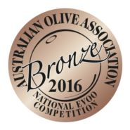 The Australian National 20th Extra Virgin Olive Oil Competition 2016 - Distinctive