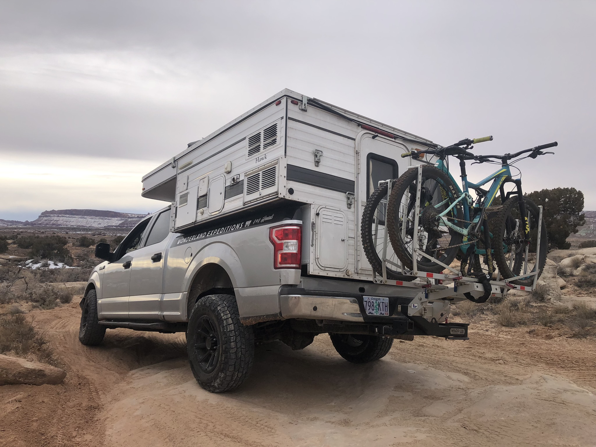 Four Wheel Camper >> 4x4 Truck Campers Wonderland Expeditions