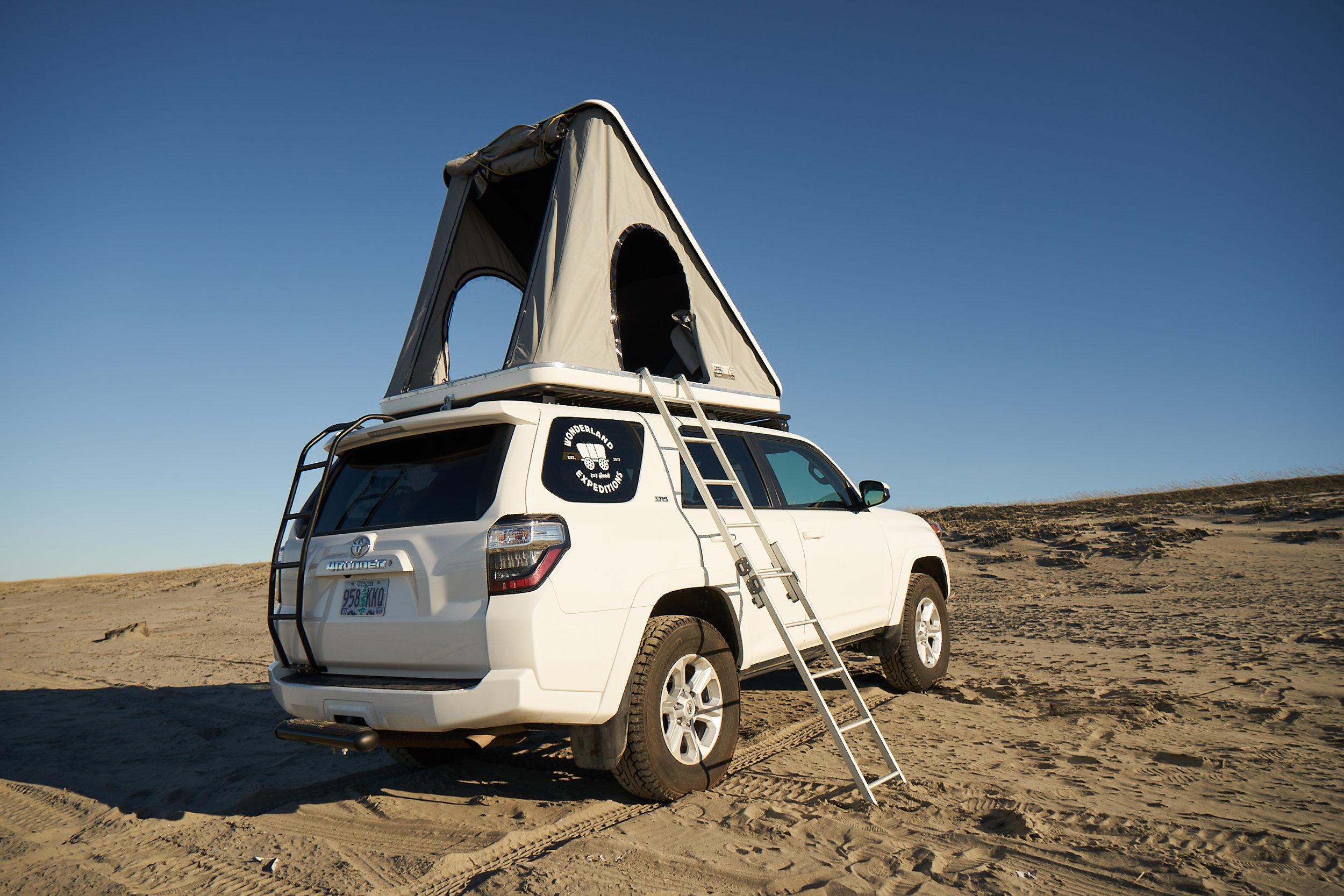 4x4 Toyota 4Runner Overland Rental