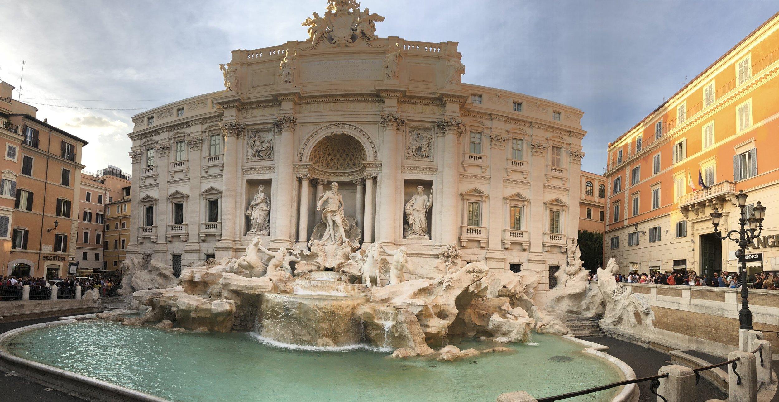 Treve Fountain
