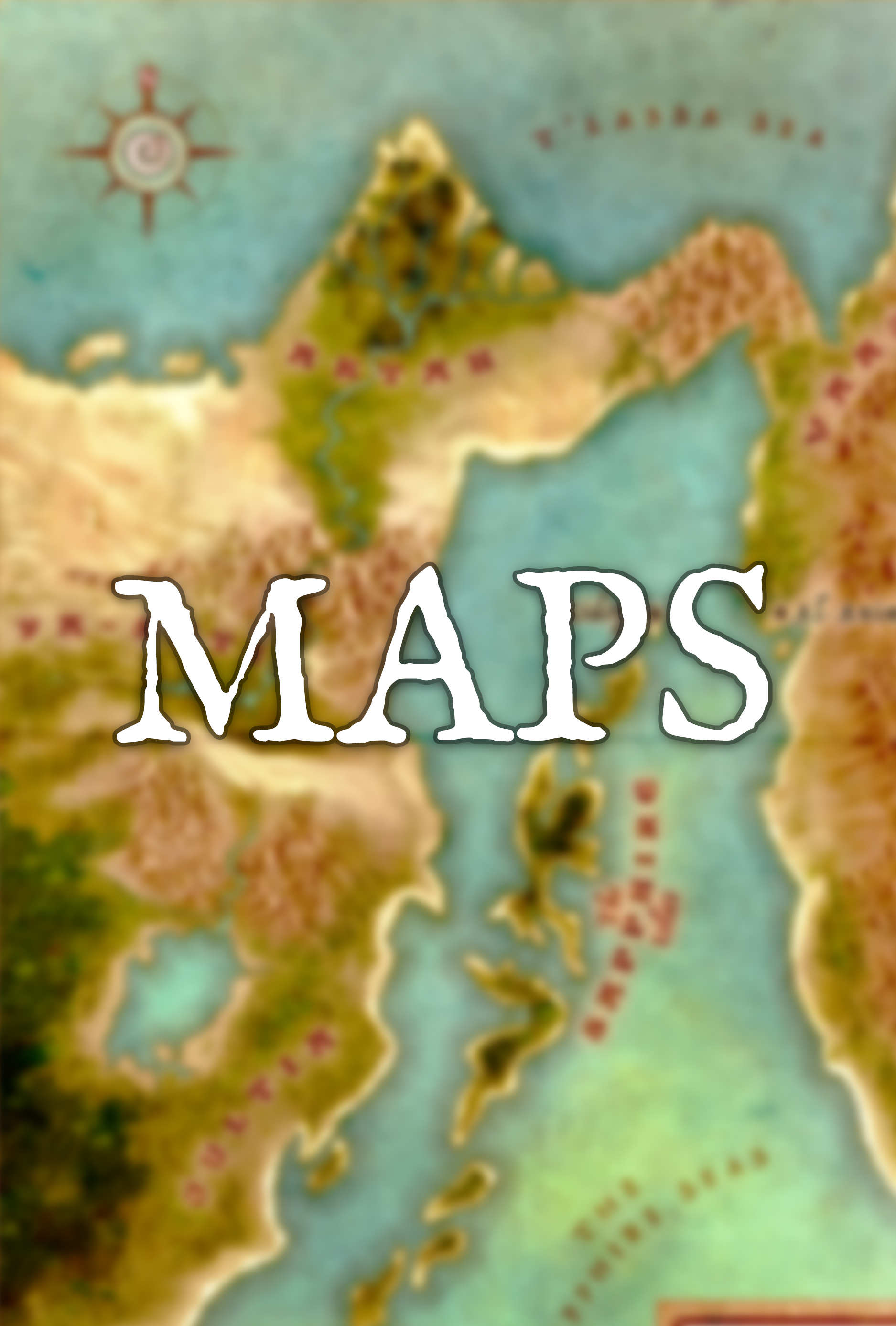 THE LANDS OF ESOWON - From Bajok, to Kidogo, to al-Anim, and more. This is the link you want for all updated locations from Esowon and its surrounding areas.