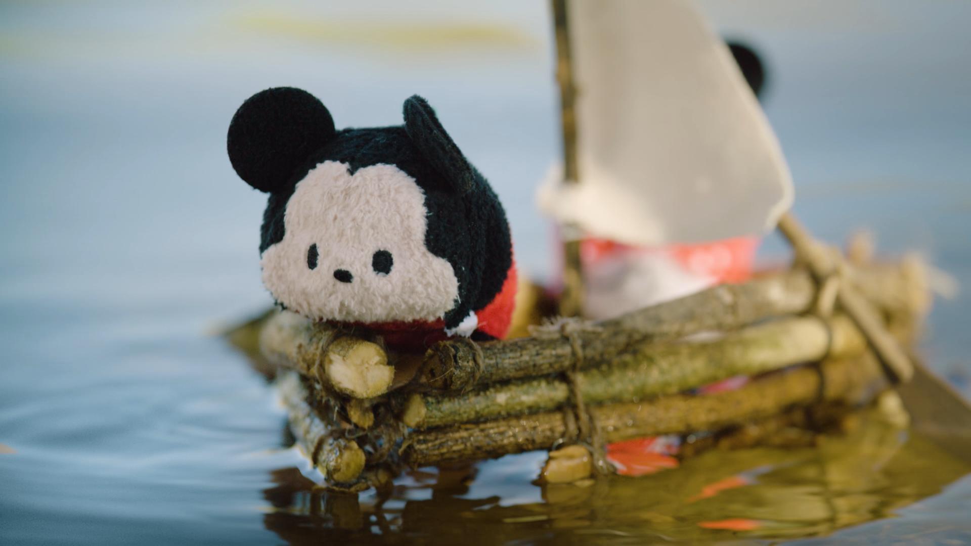 TSUM TSUM KINGDOM: TAKE ME FISHING