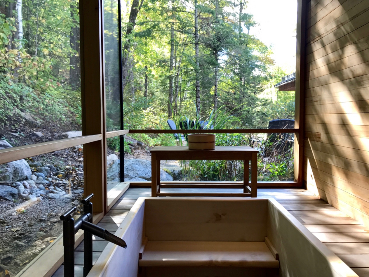Start Your Morning with a Japanese Bath