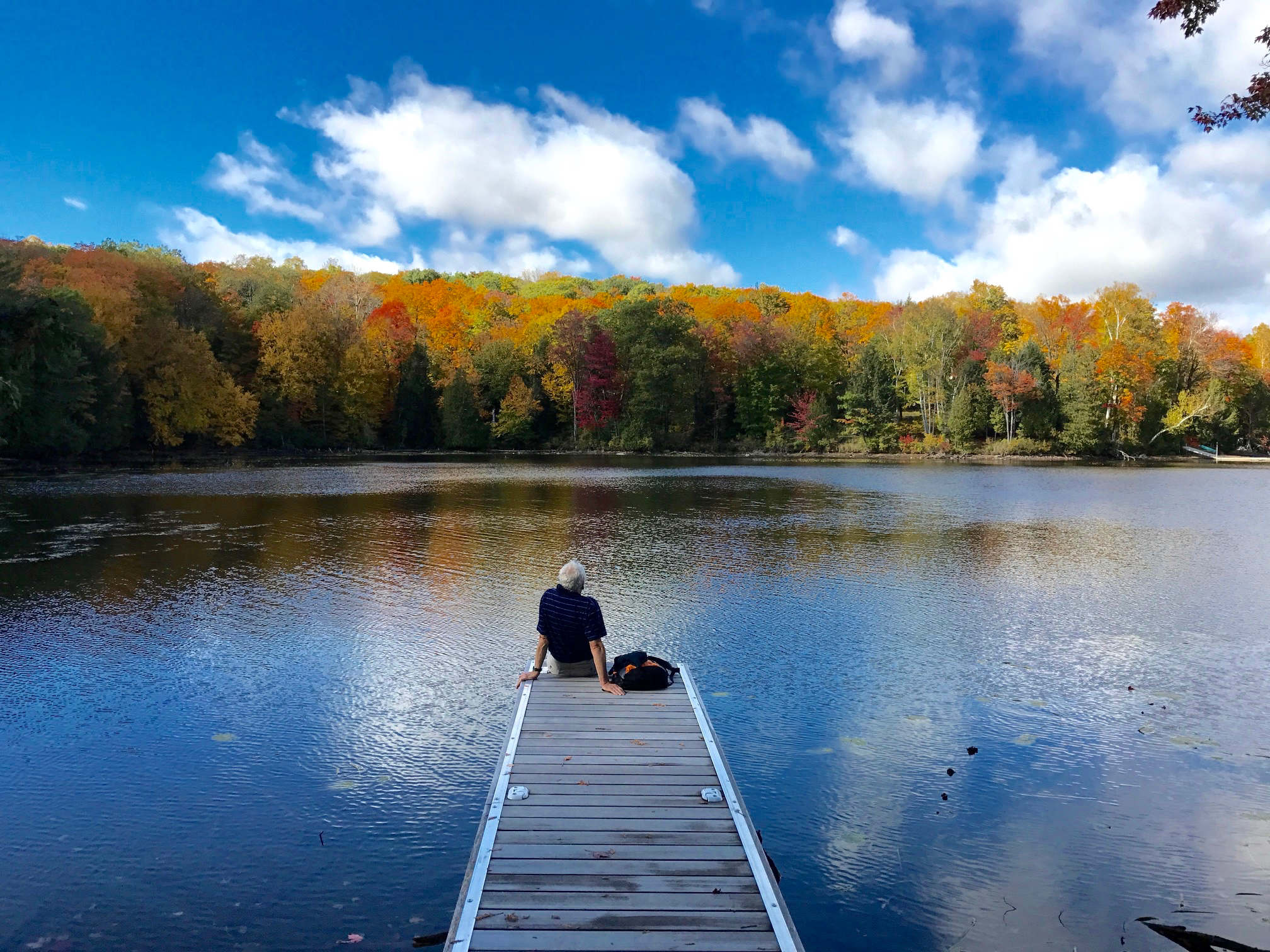 Kick Back and Take In Some of the Most Amazing Fall Colours Around