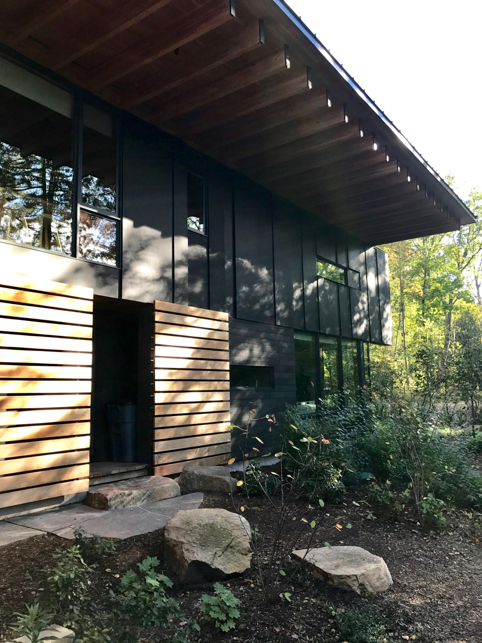 Sauna Deck Footpath