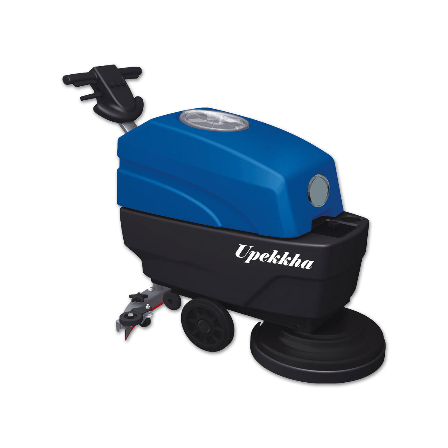 Upekkha™ UpScrub E3343   Mains operated floor automatic scrubber dryer. One of the best affordable 2 in 1 units that Upekkha™ Cleaning Equipment has to offer!