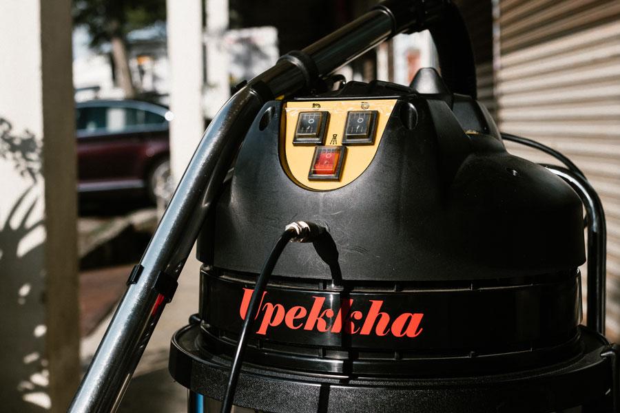 Upekkha™ MaxClean 80 | Carpet & Upholstery Extractor