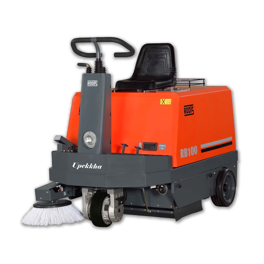 Upekkha™ Ride On Battery Operated Automatic Sweeper RB100