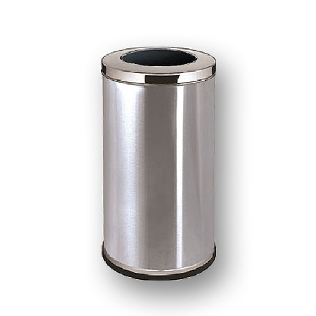 Stainless Steel Open Top Bin