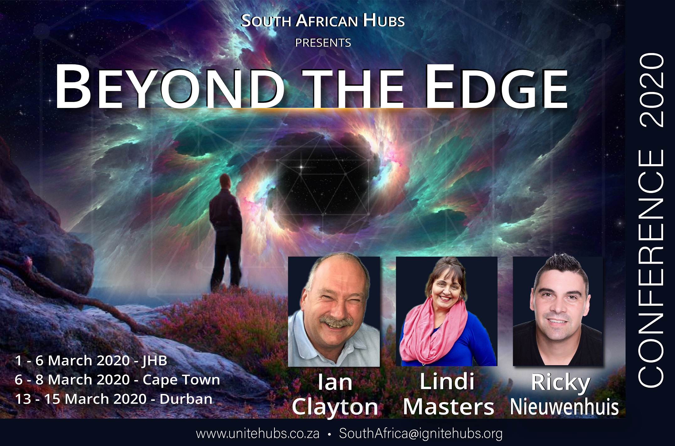 Beyond the Edge Flyer