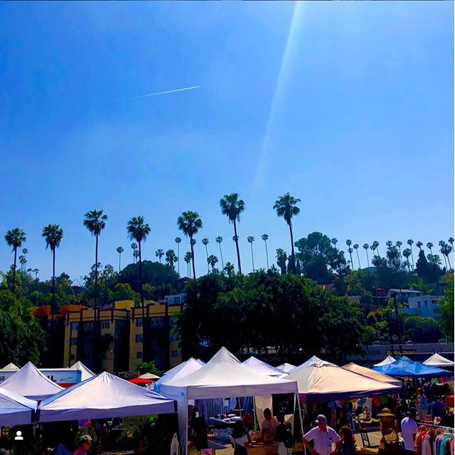 MEET OUR NEIGHBORS! @silverlakeflea Today (Saturday) from 12-5pm, this ridiculously awesome monthly flea market (consistently voted Best in LA) features crafts, vintage apparel & unique jewelry. Plus food trucks. #mothersday #inspo @antiquebotanicals #selling @silverlakeflea right in the ❤️of #silverlake @micheltorenaelementary  FREE ENTRANCE & FREE PARKING . . . . . . . . #giftideas #plants  #thegriffithsilverlake #lastyle #caligirls #californialiving #mothersdaygifts #mom #vintagetypewriter #succulents #handmade #styleblog #lablogger #losangeles #silverlake #echopark #losfeliz #atwatervillage #la #madstyle #stylesquad #todoinla #la #lasaturday #lablog