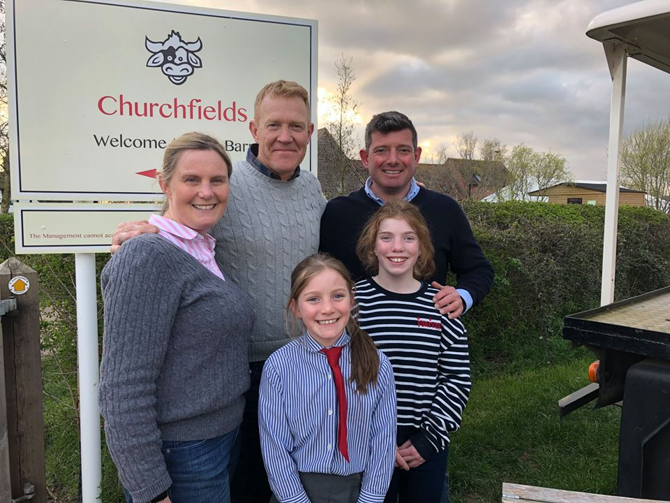 Featured on Countryfile - Adam Henson joined us for the Droitwich Salt and Churchfields Farm Tour - Experience what he did and book today!