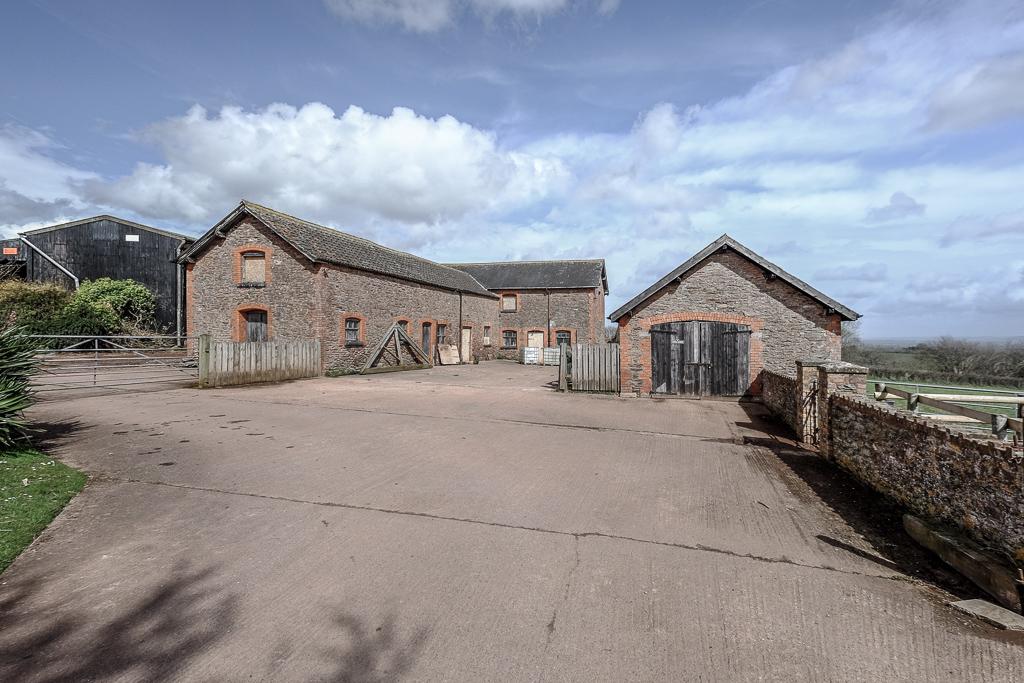 Grain Barns