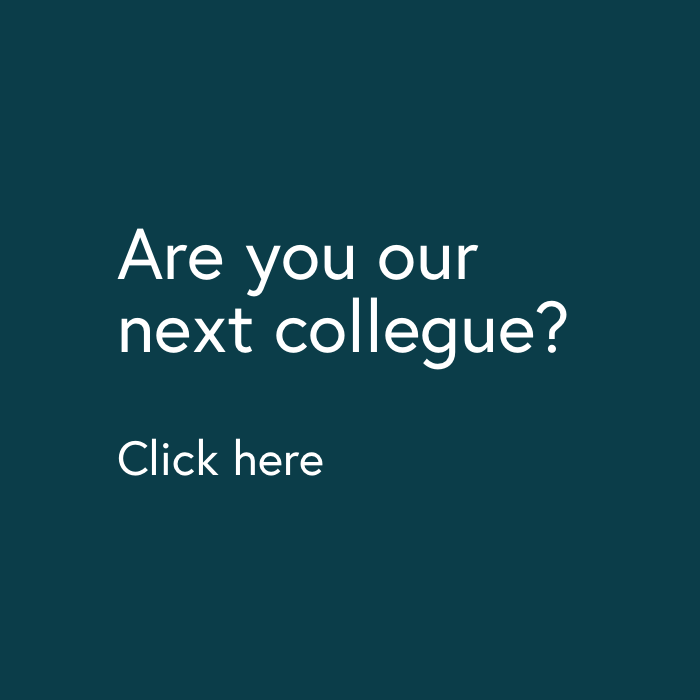 You   We're always looking for talented people so don't be a stranger. Swing by our office in central Stockholm for a cup of coffee to tell us about yourself or learn about what we do. Reach out to anyone of us if you have questions.