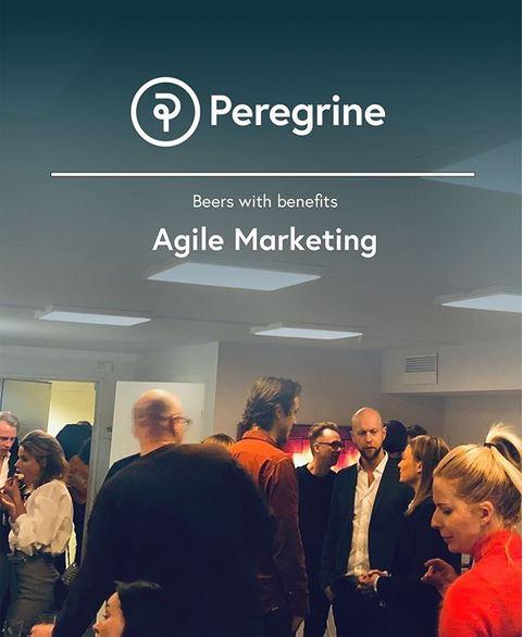 Beers w/ Benefits - Agile Marketing