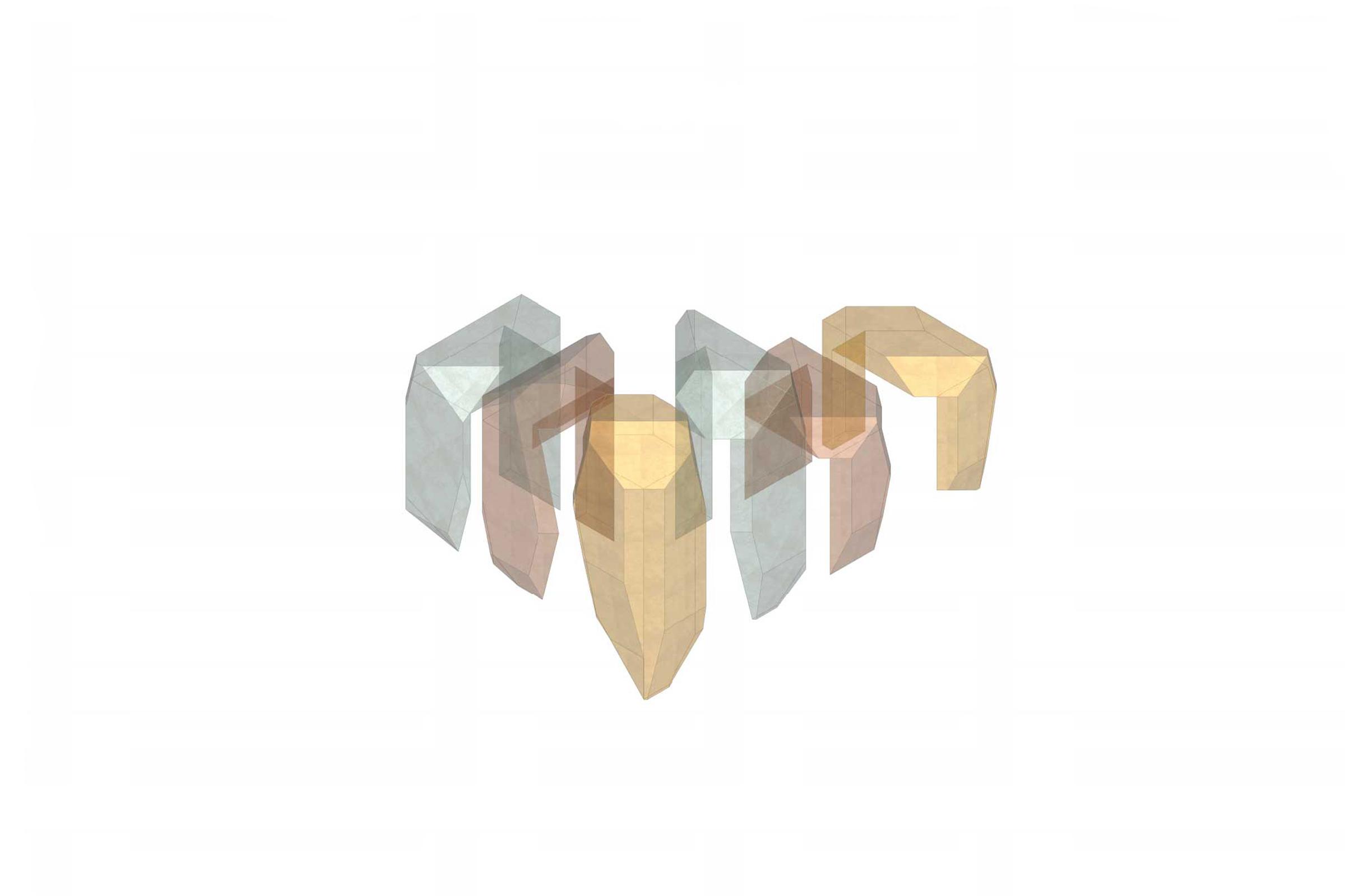 Södra Värtahamnen.  Kristaller.