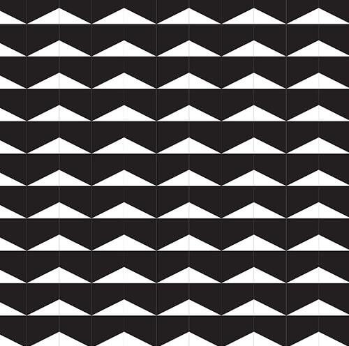 """Ett """"konstverk"""" i varje trapphus - En del av Norrtälje Hamns strategi är att husen ska ha konstnärlig utsmyckning. Vårt val är att klä delar av trapphusen med klinkerplattor av samma typ men med olika mönster och utformning. Klinkertemat binder samman, men ger också möjlighet till skiftande utformning. På så sätt kommer de boende ha sitt egna lilla """"konstverk"""" i varje trappuppgång."""