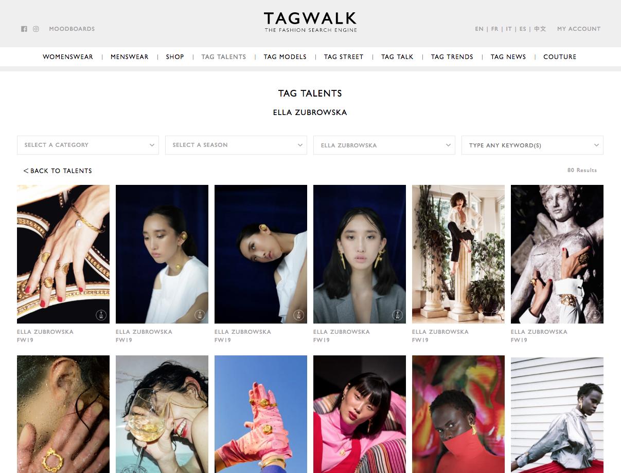 tag walk
