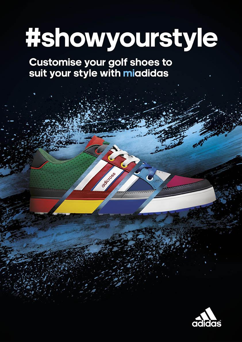 Adidas Golf Press Ad Digital Ethan Lott