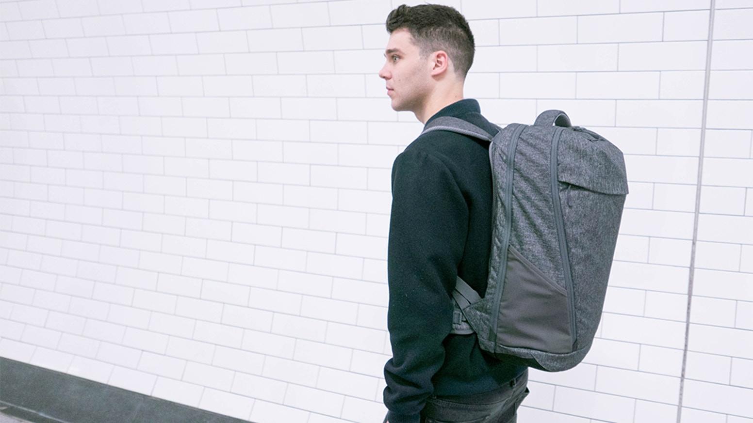 Arcido: Akra & Vaga - Carry-on Luggage System - £49,252 | 321 Backers