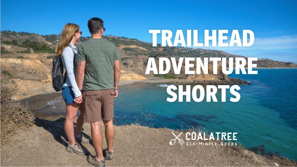 Trailhead Adventure Shorts - $228,441 Raised | 2,540 Backers