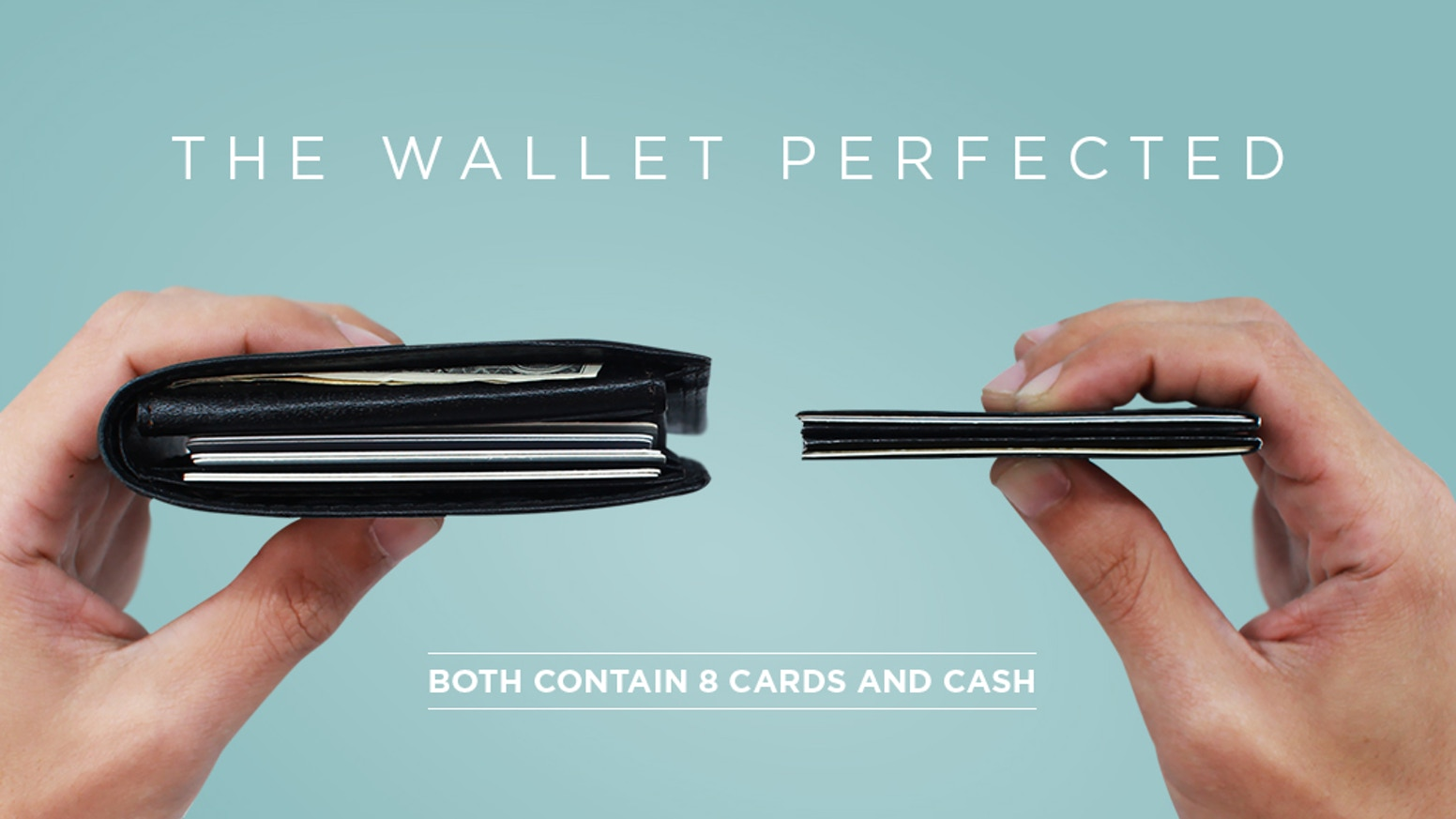 The Micro Wallet - Doing more with less - $344,733 Raised |10,525 backers