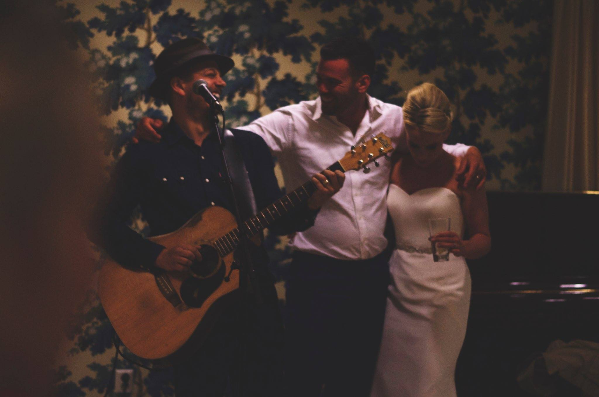 Live acoustic wedding music - Finland 2