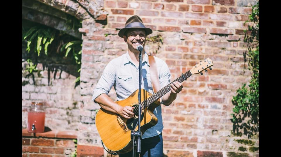 Live acoustic wedding music - Surrey 2