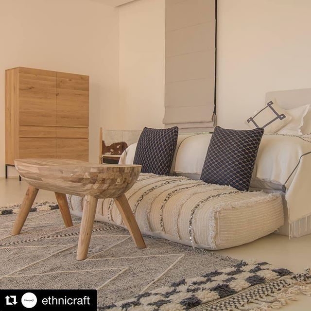 Thank you @ethnicraft for featuring our Marrakech project on their Instagram feed. It was a pleasure working the Erhnicraft team and specially Valentin Vercruysse who was super helpful and patient, organising a seamless delivery to Marrakech. . . . . . . #interiordesign #interiordesigner #interiors4you #interiorstyling #interiors123 #interiores #home #homedeco #deco #londonhomes #marrakech #marrakechinteriors #ethnicraft #marrakechdesign