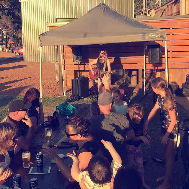 Stoked to be back at @beerfarm tomorrow. Love that place. Kicking off at 3pm. #margaretriverregion #liveandlocal
