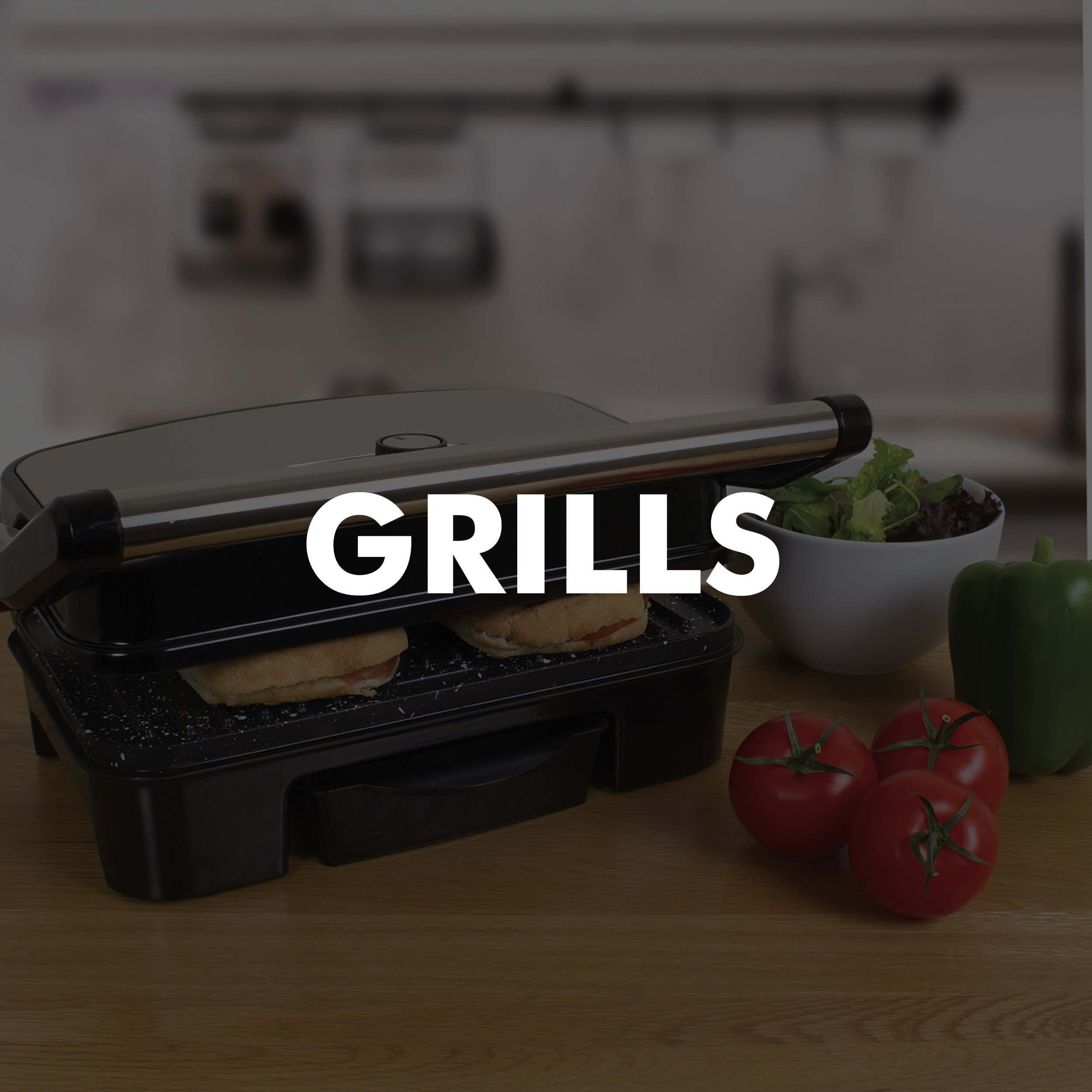 Grills category