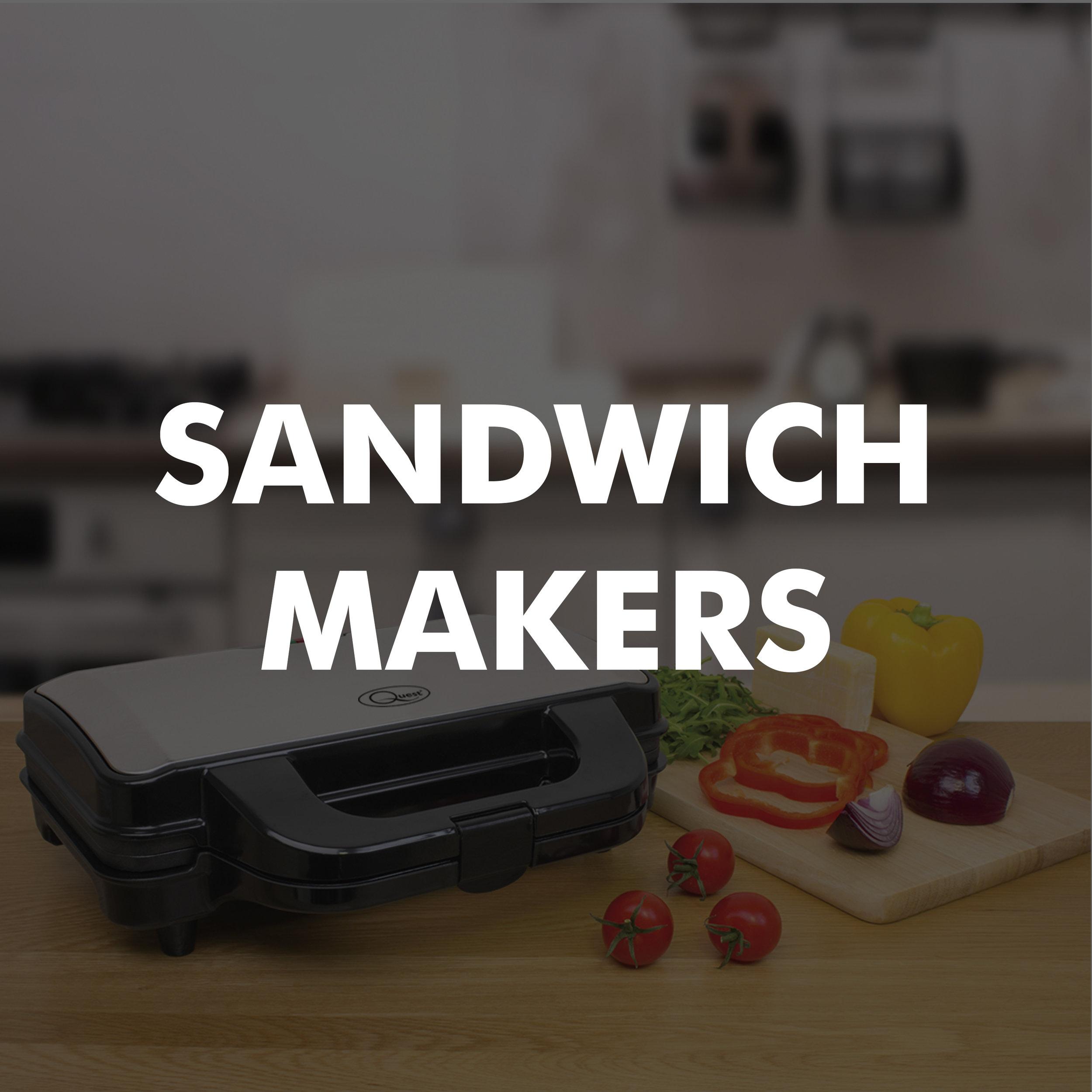 Sandwich makers category